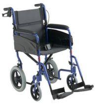 Rollstuhl Alu Lite, Sitzbreite 45,5 cm