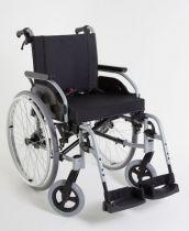Rollstuhl Action1 R, mit Trommelbremse, Sitzbreite 48 cm