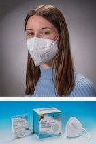 FFP 2 Mund-Nasen-Maske CE 2834