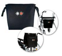 Rollator- und Rollstuhltasche Apino Shopper