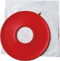 Luftkissen, innen Ø ca. 15 cm, außen Ø ca. 45 cm