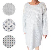 Krankenhemd, Farbe weiß