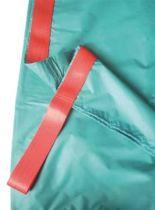 Gleit- und Wendelaken aks mit Griffschlaufen, Maße 195 x 70 cm