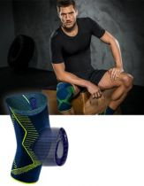 Kniebandage Genumedi® E+motion® extraweit, Größe V