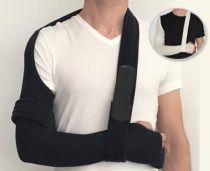 Gilchrist-Bandage CLASSIC, Farbe blau, Größe XL