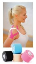 Kinesiology Tape Sissel®, Farbe pink