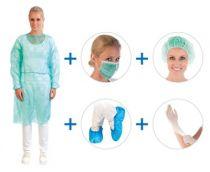 Bekleidungsschutz zum Schutz vor MRSA