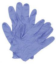 Nitril-Handschuhe, puderfrei, Größe L