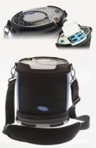 Sauerstoffkonzentrator INVACARE Platinum Mobile, mit 2 Akkus
