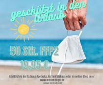 FFP2 Maske La nouvelle famille 50 Stück